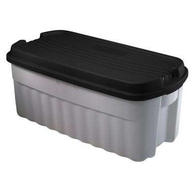 54 Gal. 42-1/2 in. x 21-1/2 in. x 18-3/5 in. Hi-Top Storage Tote