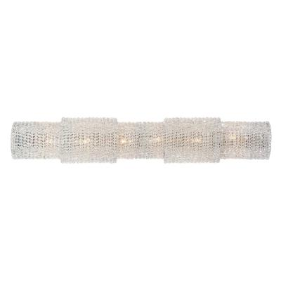 Sposa Collection 6-Light Chrome Sconce
