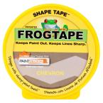 1.81 in. x 25 yds. Chevron Shape Painting Tape