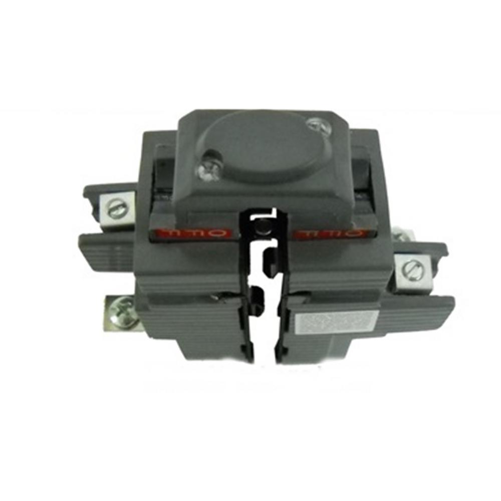 New VPKUBIP 20 Amp 1-1/2 in. 2-Pole Pushmatic Replacement Circuit Breaker