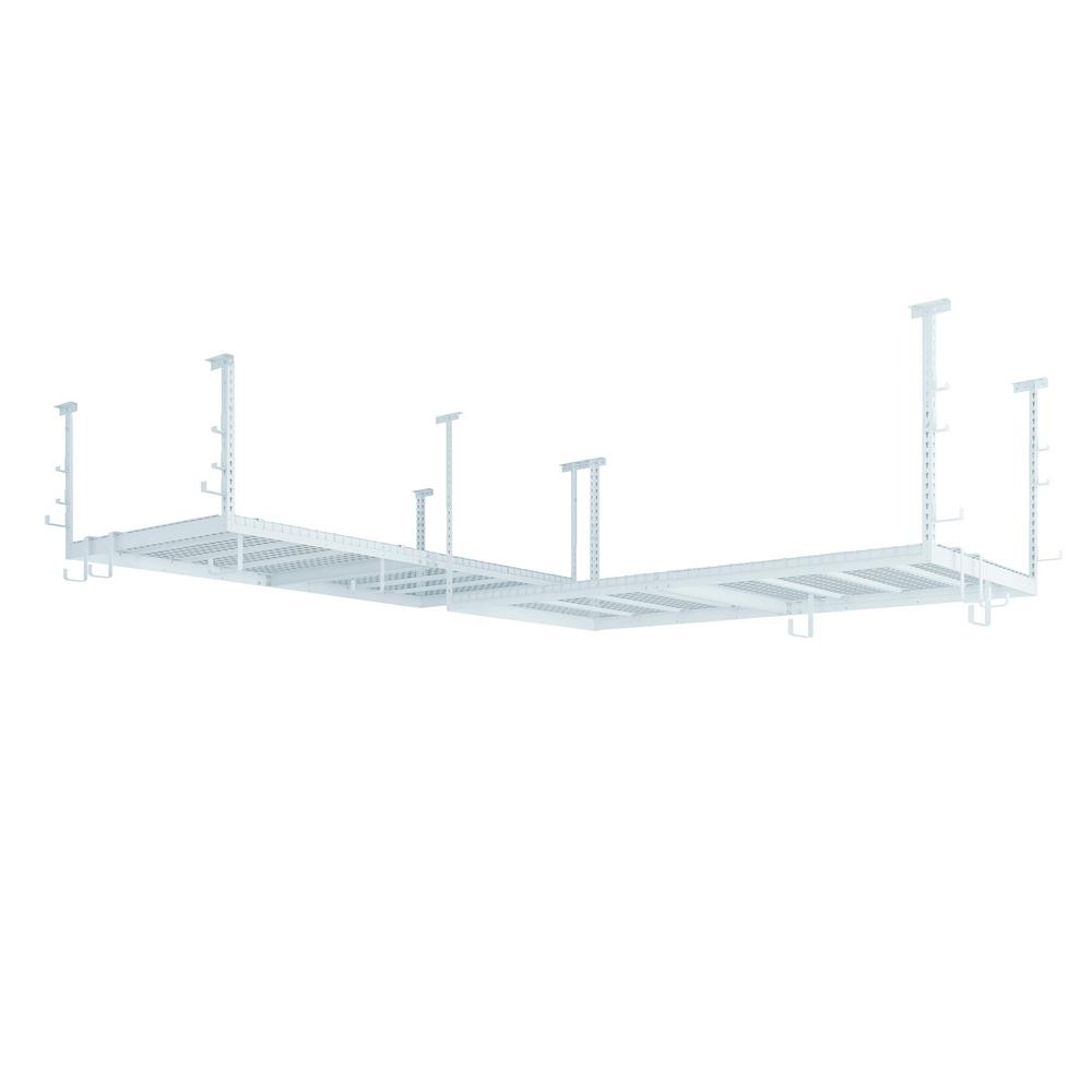 VersaRac Set with 2-Overhead Rack and 20-Piece Accessory Kit