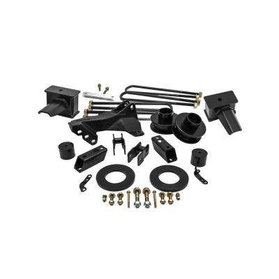 17-18 Ford Super Duty Dually (SRW) 4WD SST Lift Kit 2.5in Front 2.0in Rear