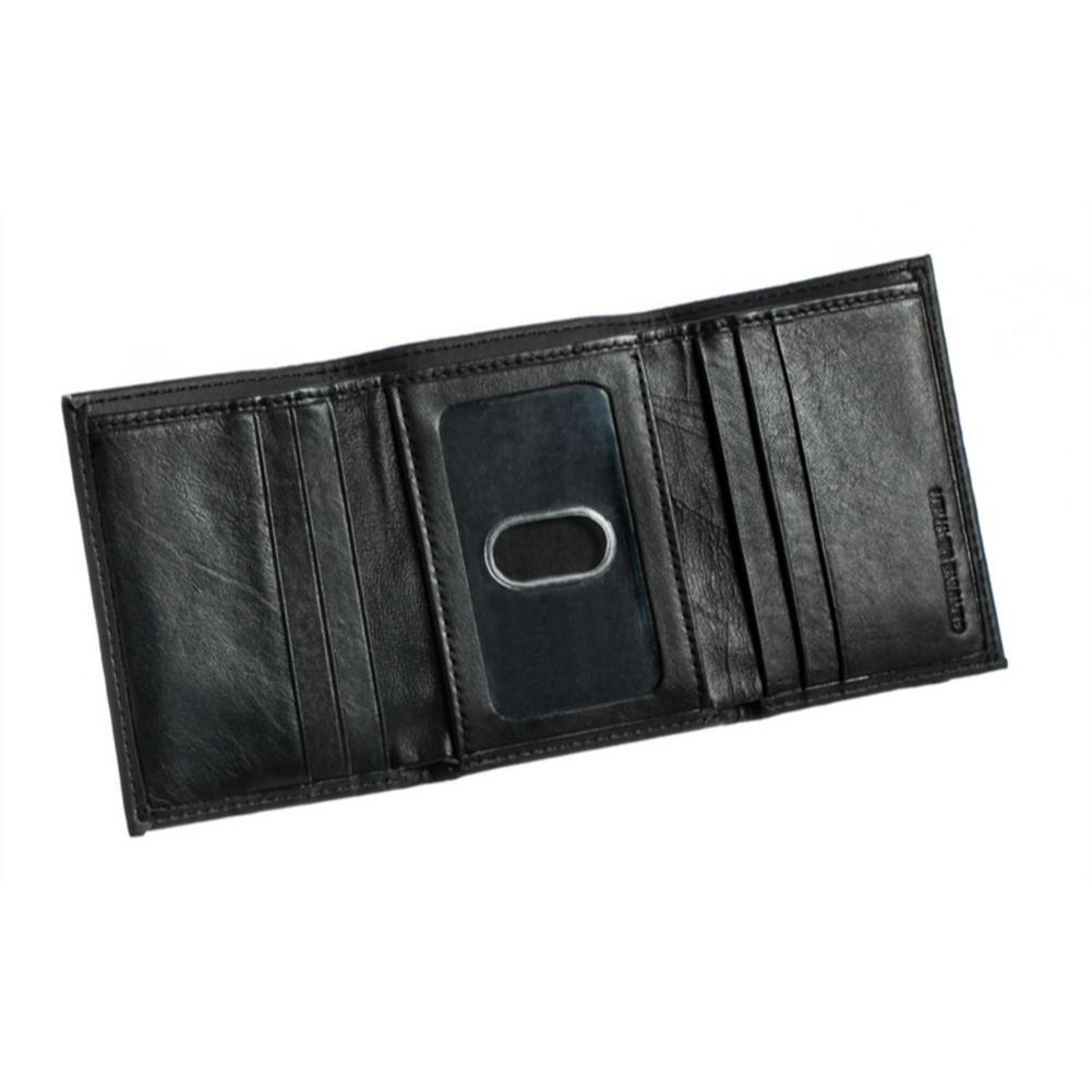 NFL Atlanta Falcons Genuine Leather Tri-fold Wallet