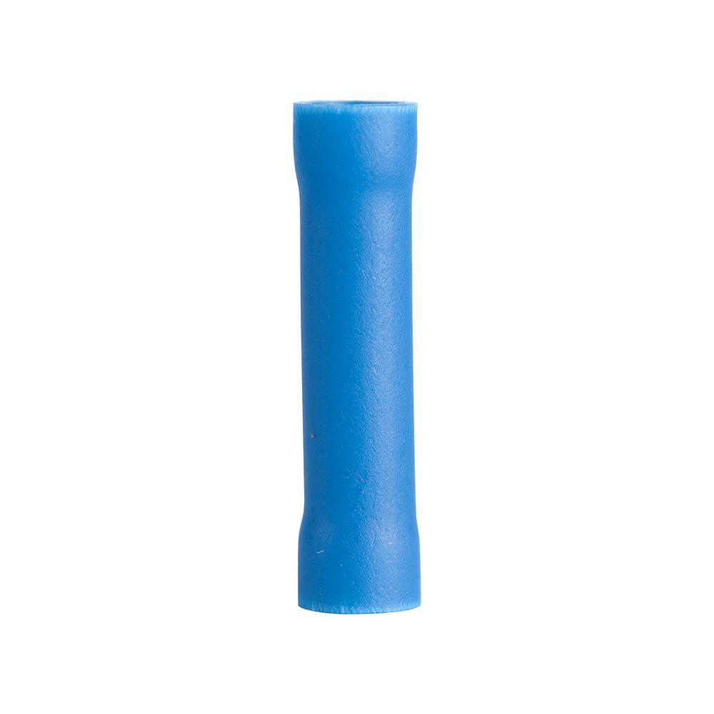 Gardner bender 16 14 awg butt splice blue 21 pkg case of for Gardner products