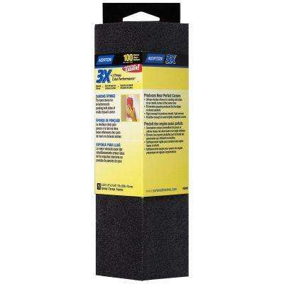 3-3/4 in. Medium Corner Drywall Sponge