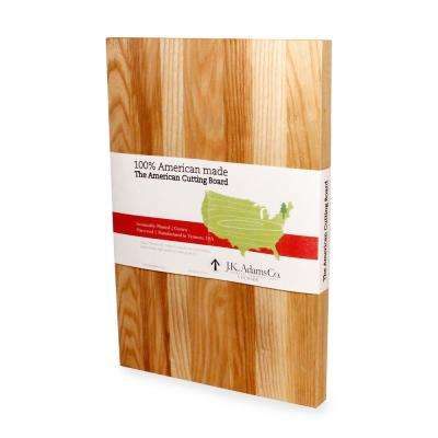 American Ash Hardwood Cutting Board