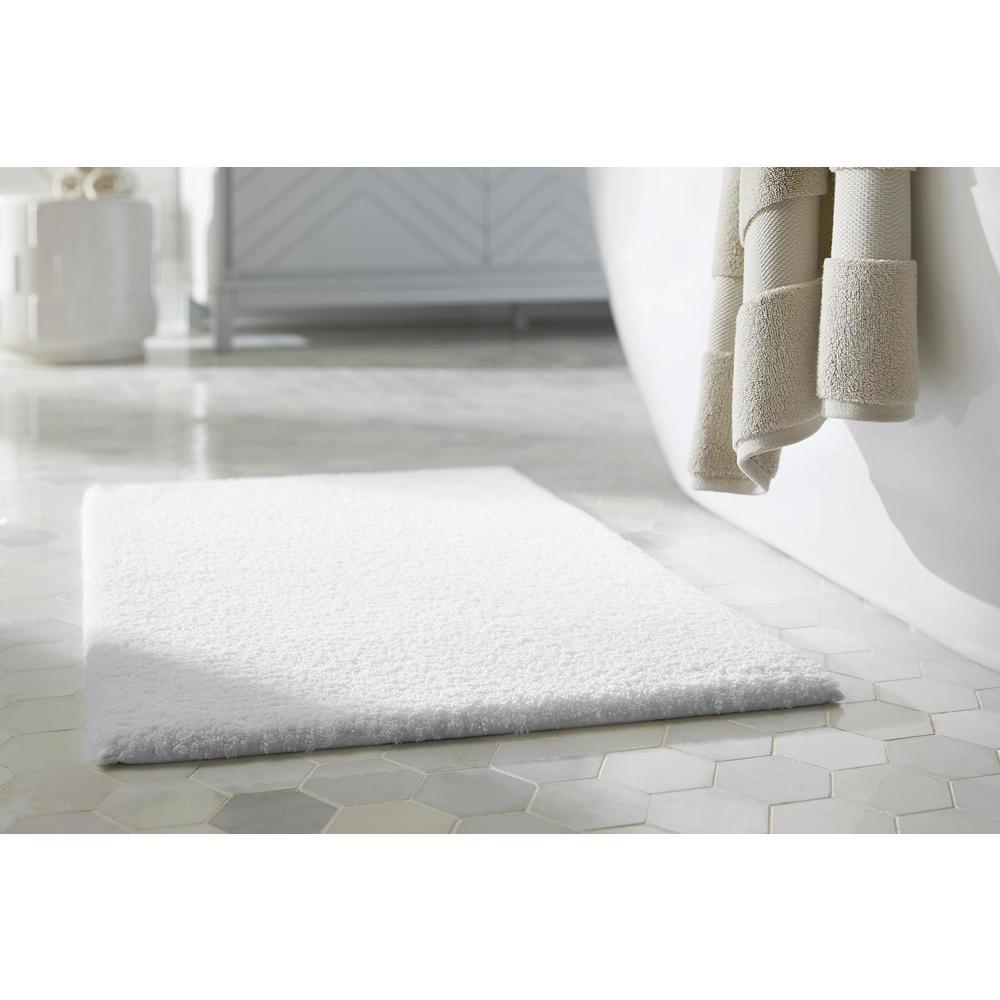 Microplush Non-Skid Bath Rug