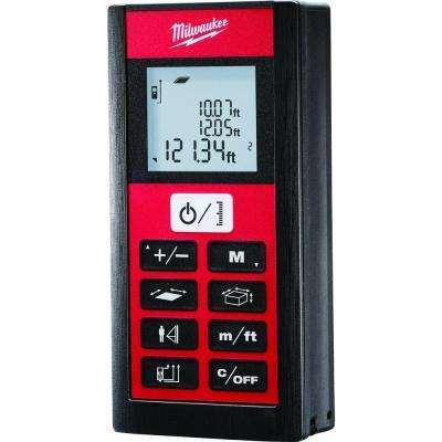 200 ft. Laser Distance Digital Meter