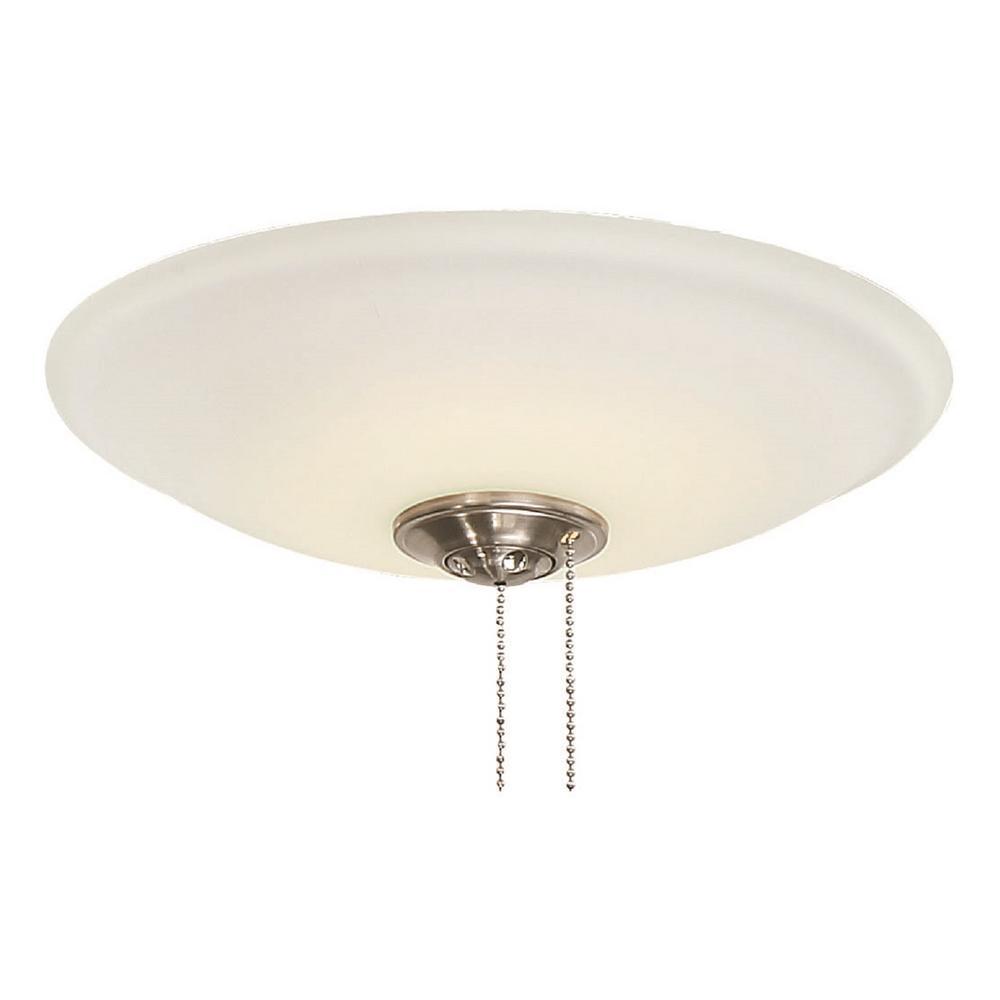 Minka Aire 1 Light Led Universal Ceiling Fan Light Kit K9115l The Home Depot