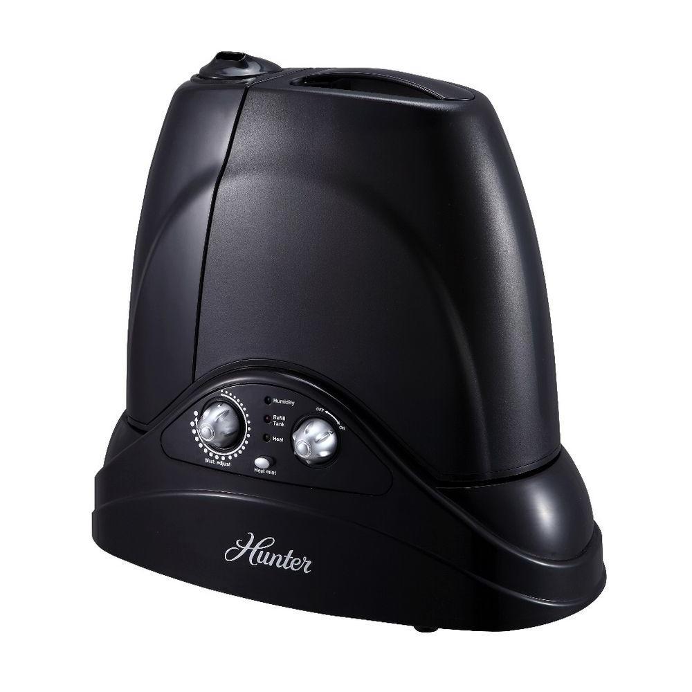 Hunter 1.5-gal. Ultrasonic Warm/Cool Mist Humidifier by Hunter