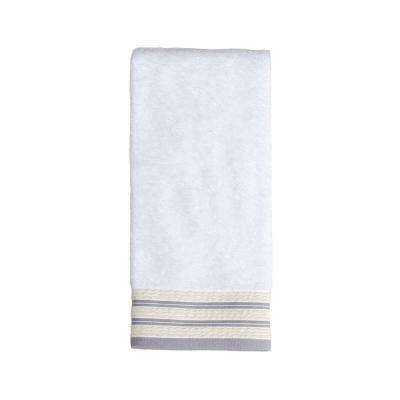 Gen X 16 in. W x 25 in. L Hand Towel in White
