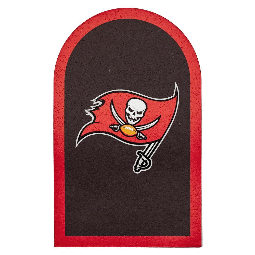 NFL Tampa Bay Buccaneers Mailbox Door Logo Graphic