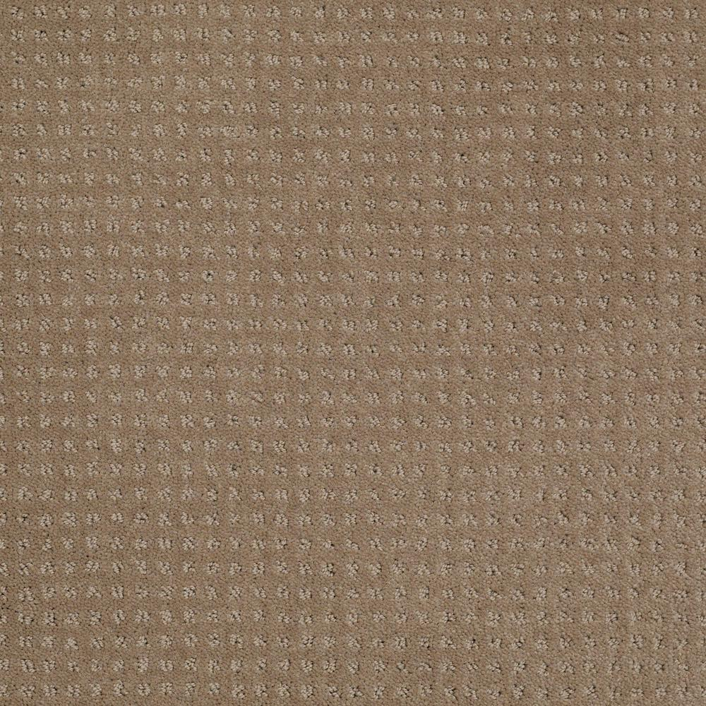 Platinum Plus Out Of Sight I Color Toffee Pattern 12 Ft Carpet