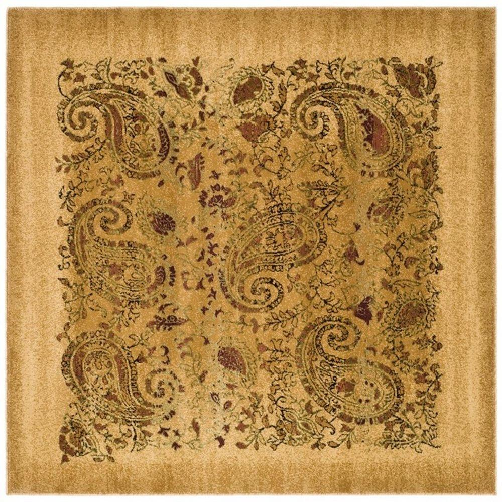 This Review Is From Lyndhurst Beige Multi 8 Ft X Square Area Rug