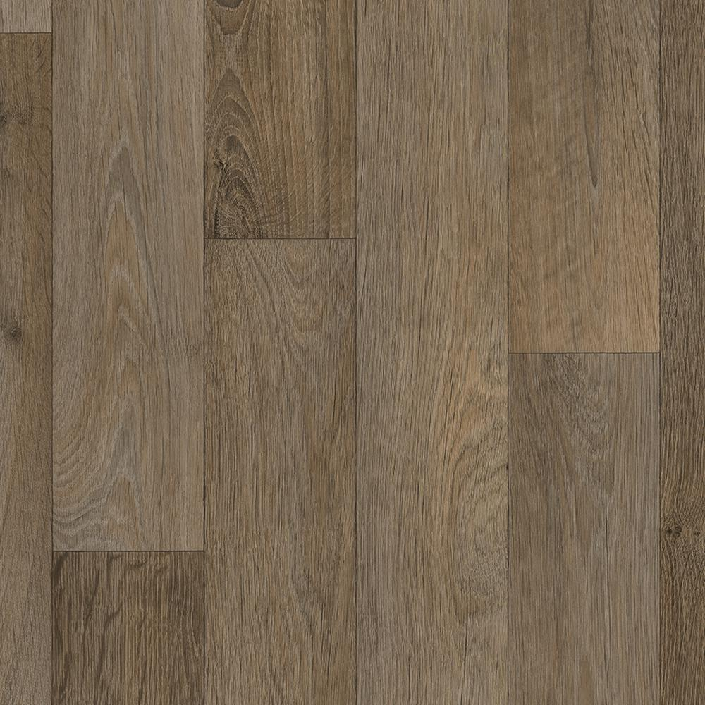 Greyed Oak Plank 12 ft. Wide x Your Choice Length Residential