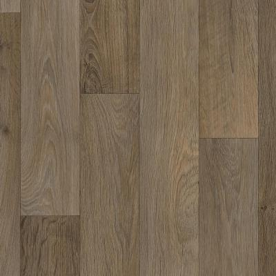 Take Home Sample - Greyed Oak Plank Vinyl Sheet - 6 in. x 9 in.