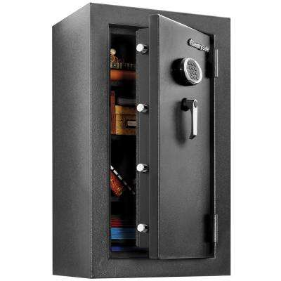 EF4738E 4.71 cu ft Fireproof Safe and Waterproof Safe with Digital Keypad