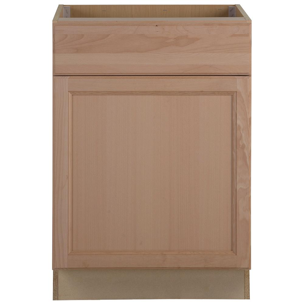 Assembled 24x34 5x24 In Drawer Base Kitchen Cabinet In: Hampton Bay Assembled 24x34.5x24 In. Easthaven Base