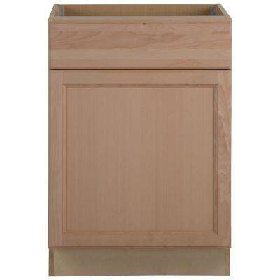 Unfinished Wood - Kitchen Cabinets - Kitchen - The Home Depot