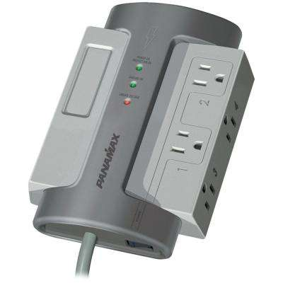 4-Outlet Max 4 EX Surge Protector (without LAN/DSL Protection)