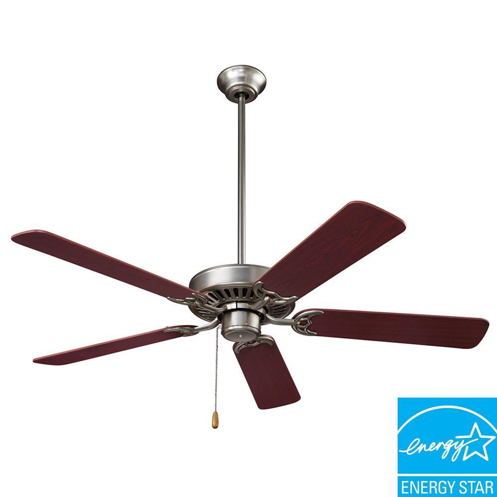 Nutone standard series 52 in oil rubbed bronze ceiling fan cfs52rb nutone standard series 52 in oil rubbed bronze ceiling fan cfs52rb the home depot aloadofball Images