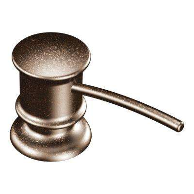 Soap/Lotion Dispenser in Oil-Rubbed Bronze