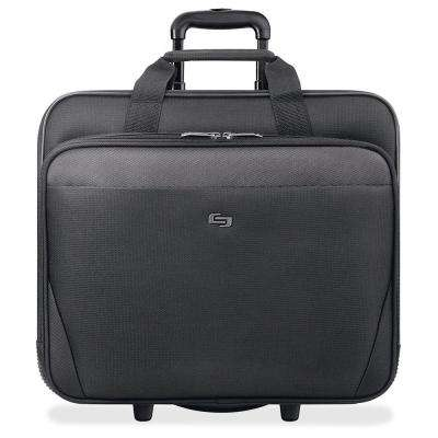 17.3 in. Black Polyester Classic Notebook Carrying Case