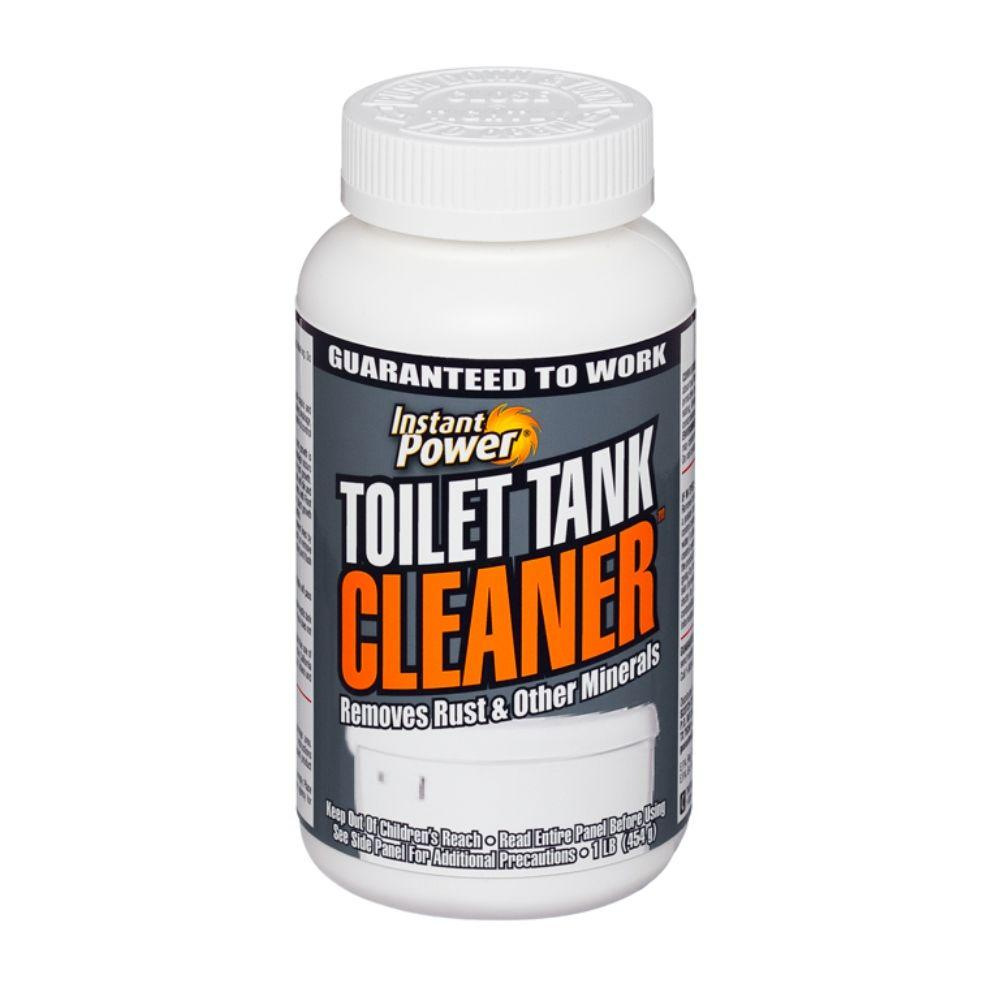 Instant Power 1 Lb Toilet Tank Cleaner 1806 The Home Depot