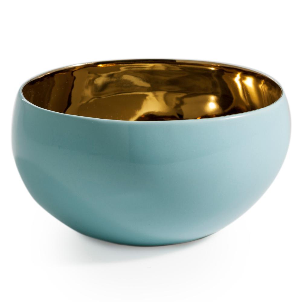 Sausalito Large Blue Bowl