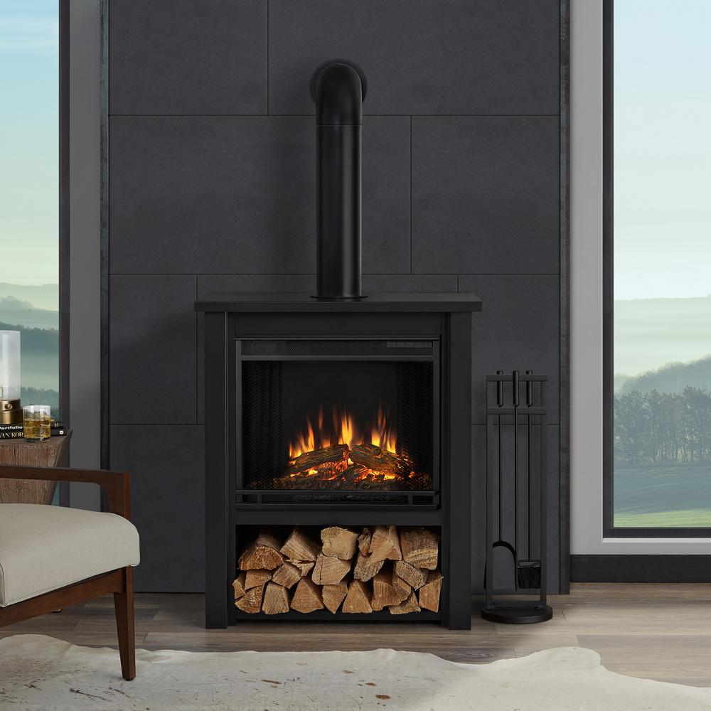 Real Flame Maxwell 58 in Grand Series Electric Fireplace