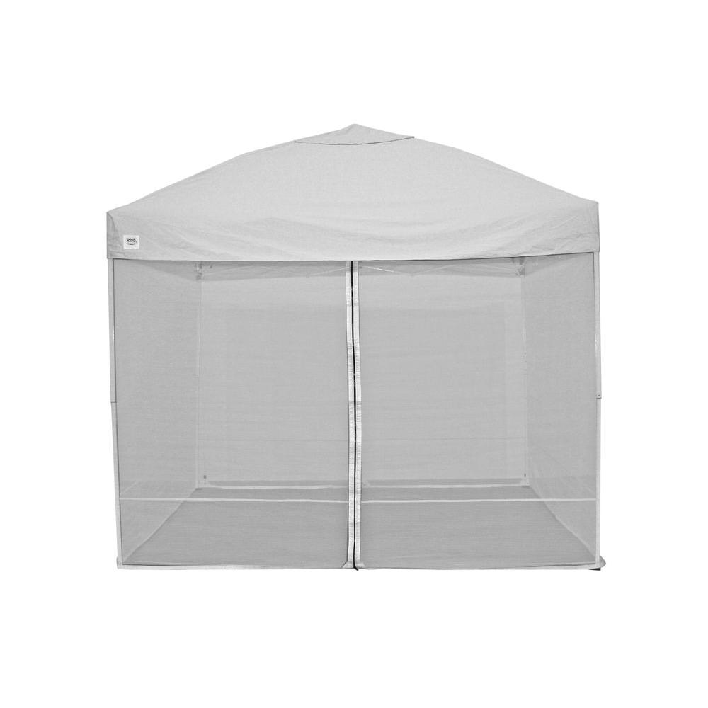 sc 1 st  The Home Depot & Quik Shade Canopy Screen Panel-132174 - The Home Depot