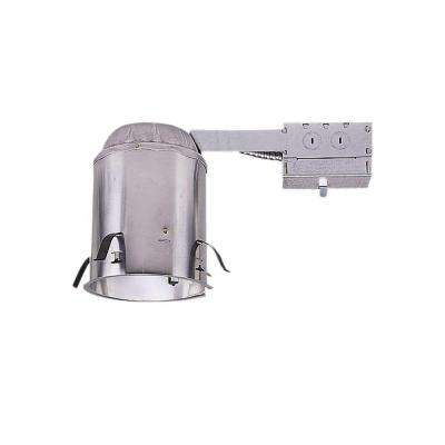 H5 5 in. Aluminum Recessed Lighting Housing for Remodel Ceiling, Insulation Contact, Air-Tite