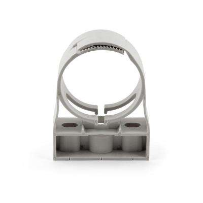 4 in. White Pipe Hanger