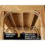 Prefabricated Framing Arch Kit. +5