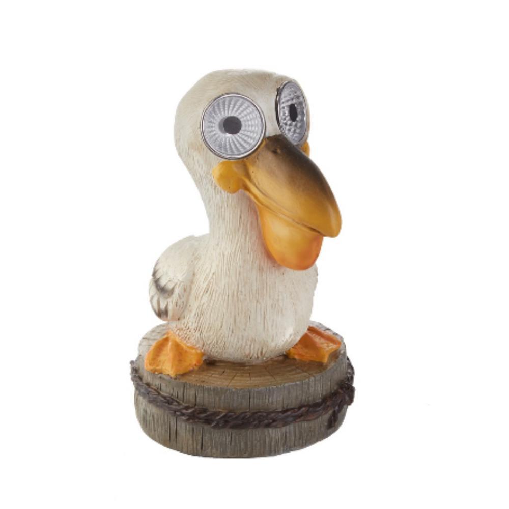 8 in. Pelican Solar Coastal Pal