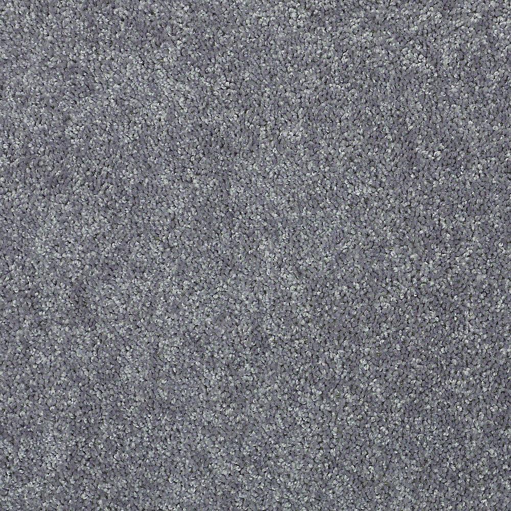 Alpine - Color Brushed Nickel Texture 12 ft. Carpet