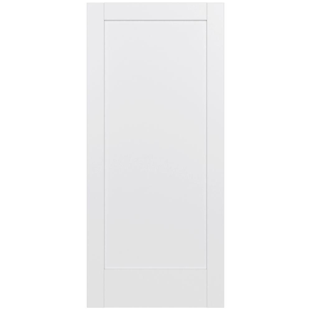 36 in. x 80 in. MODA Primed PMP1011 Solid Core Wood