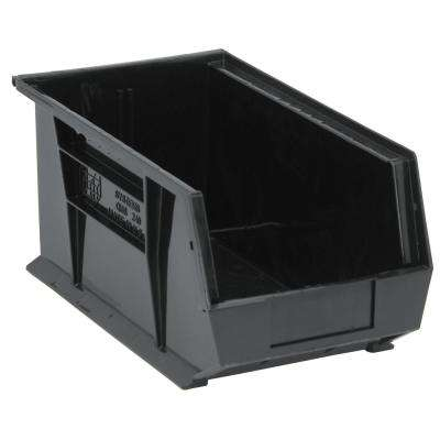 7.5 Gal. 14-3/4 in. L x 8-1/4 in. W x 7 in. H Ultra Series Stack and Conductive Hang Bin