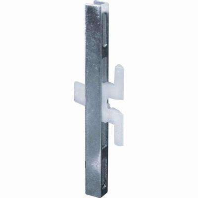 Sliding Screen Door Keeper and Plastic Latch