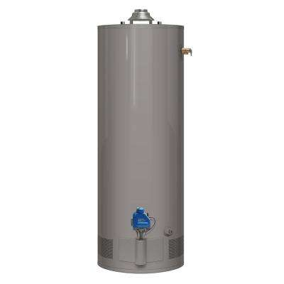 40 Gal. Tall 3 Year 34,000 BTU Natural Gas Water Heater