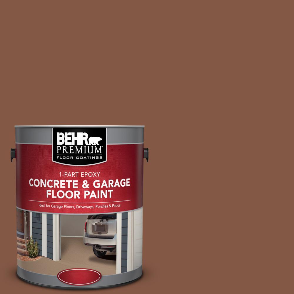BEHR Premium 1 Gal. #PFC-20 Coronado 1-Part Epoxy Concrete
