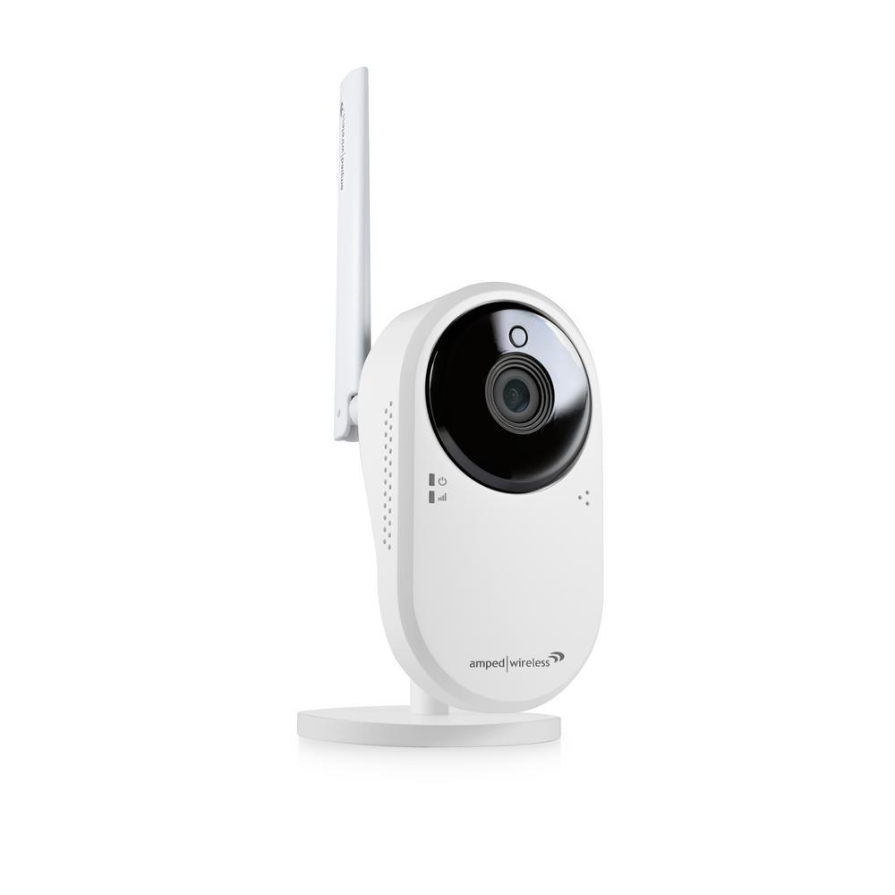 Amped Wireless Apollo Long Range HD Wi-Fi Standard Surveillance Camera