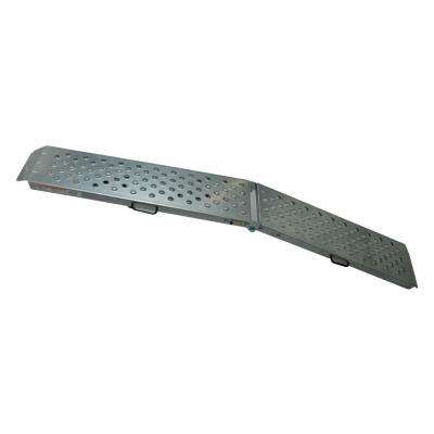 11 in. x 80 in. Centerfold Steel Ramp