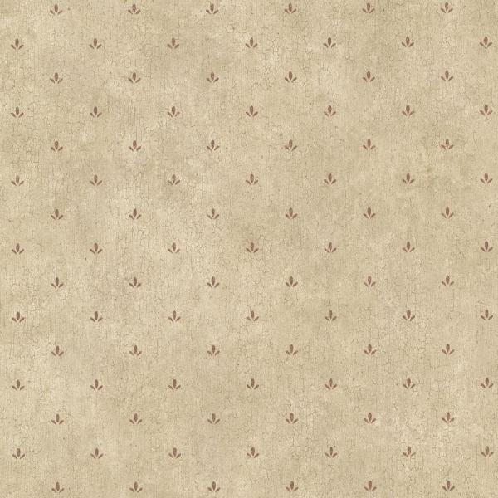 Burgundy Paw Print Texture Wallpaper