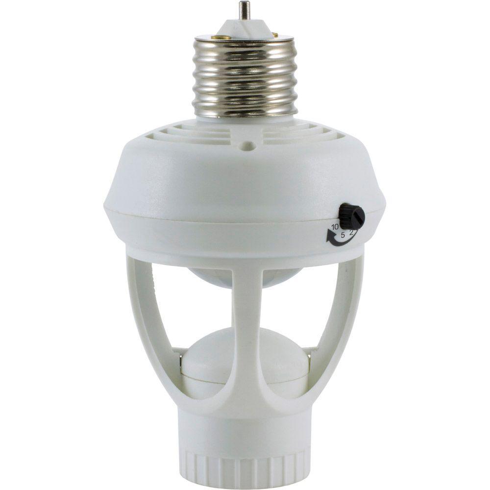 Indoor 360° Motion Sensing Light Control
