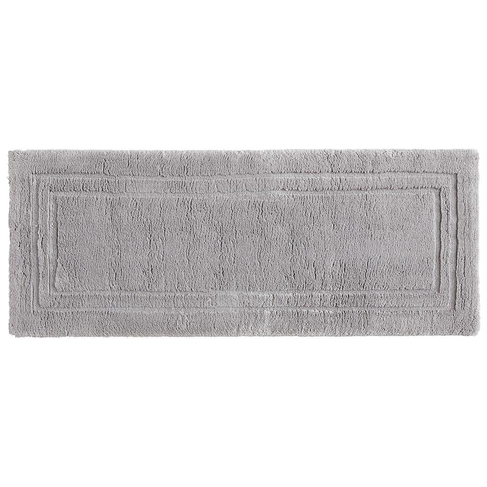 Mohawk Imperial 24 In X 60 In Cotton Runner Bath Rug In Gray