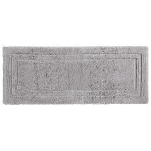 Mohawk Imperial 24 inch x 60 inch Cotton Runner Bath Rug in Gray by Mohawk