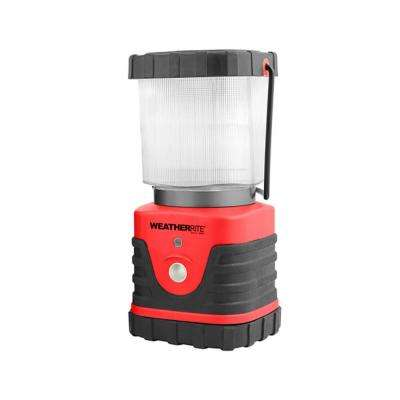 LED Red 300 Lumen Lantern