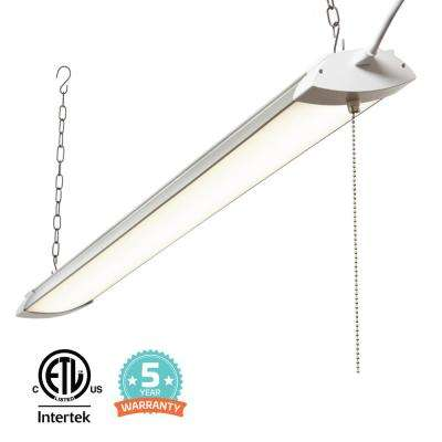4 ft. LED Linkable Shop Light with 3650-Lumens