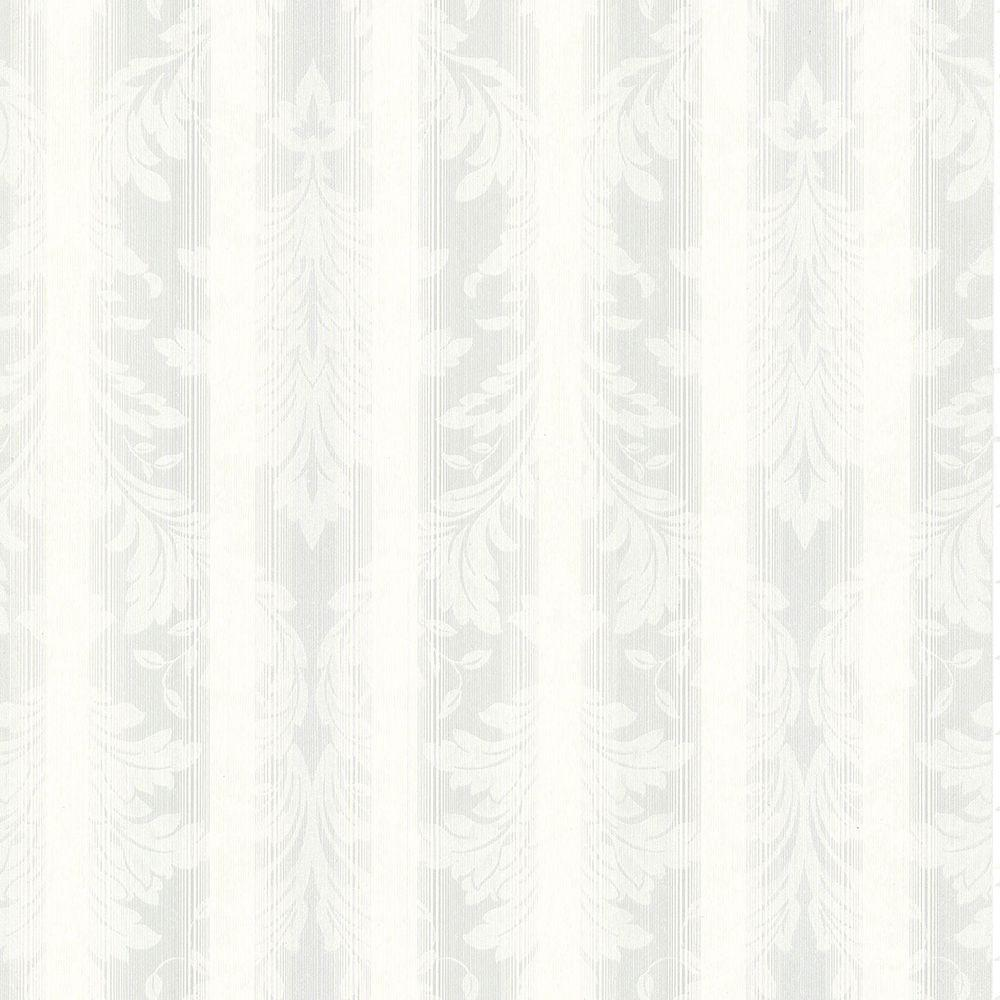 Rangeley Blue New Avalon Stripe Wallpaper